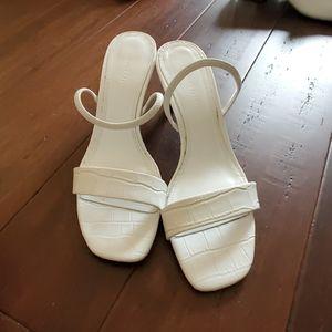 Zara Croc Sandals